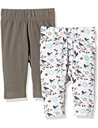 Twins Baby Girls Leggings, 2-Pack