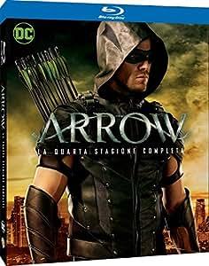 Arrow - La Quarta Stagione Completa (4 Blu-Ray)