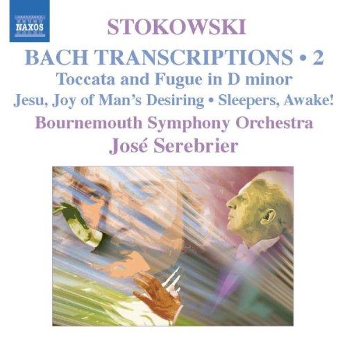 Transcriptions De Bach /Vol.2