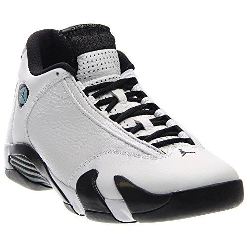 Nike - Jordan Retro Xiv - 487471106 - Couleur: Blanc - Pointure: 42.5