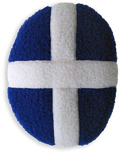 Earbags Bandlosen Ohrwärmers / Earmuffs Flagge Griechenland - Mittel