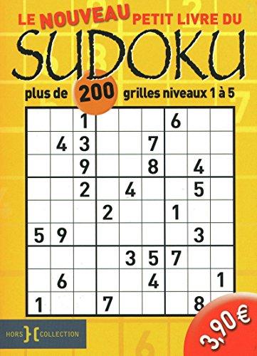 Le nouveau petit livre du Sudoku
