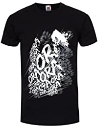 Men's Ora Ora Ora T-Shirt Black
