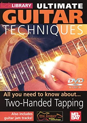Lick Library: Ultimate Guitar Techniques - Two Handed Tapping [UK Import]