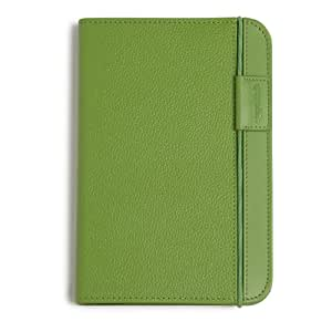 Amazon Kindle Keyboard Leather Cover, Apple Green (only fits Kindle Keyboard)