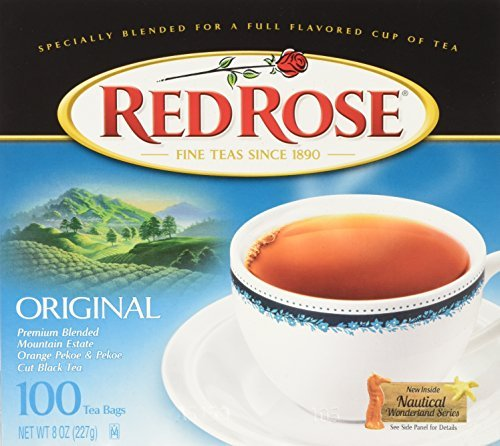 red-rose-premium-blended-black-tea-100-count-pack-of-6-by-red-rose