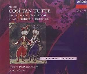 Mozart-Cosi Fan Tutte-Bohm-