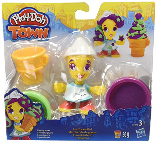Play-Doh - Figure with plasticine pots, (Hasbro B5960EU4)