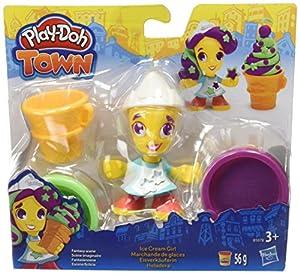 Play-Doh - Figura con botes de plastilina, multicolor (Hasbro B5960EU4)