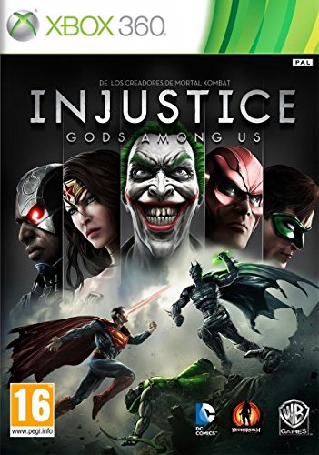 Injustice : Gods Among Us
