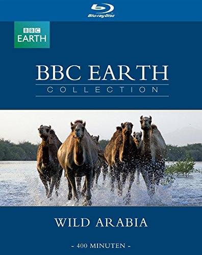BBC Earth Classic: Wild Arabia [Blu-ray]