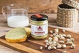 """La Crema di Pistacchio""""Sicilia"""", pistacchio 35%, senza grassi idrogenati, peso netto Gr.100"""