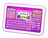 VTech Tableta Little App para el aprendizaje, pantalla color, color rosa, versión española (3480-155257)