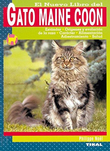 Gato Maine Coon, El por Philippe Noël