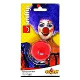 Smiffys - Nez De Clown Rouge En Mousse