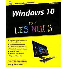 Windows 10 pour les Nuls, 2e