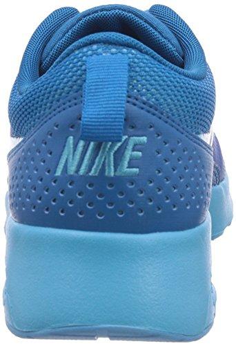 buy popular 156c9 0ffbf ... Nike Air Max Thea Damen Sneakers Blau (Clearwater Lt Blue Lacquer) ...