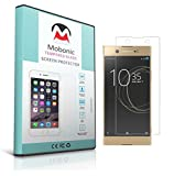 Mobonic Amazing H+ Flexible Anti Explosion Tempered Glass Screen Protector Shield For Sony Xperia XA1 Ultra