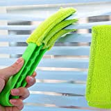 Klimaanlage Jalousienbürste Multifunktionale Reinigungsbürste Toter Winkelbürste Abnehmbarer Reinigungsclip Einfach Schön