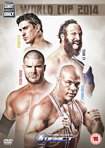 TNA One Night Only: World Cup of Wrestling 2014 [DVD] [UK Import] Night Cups