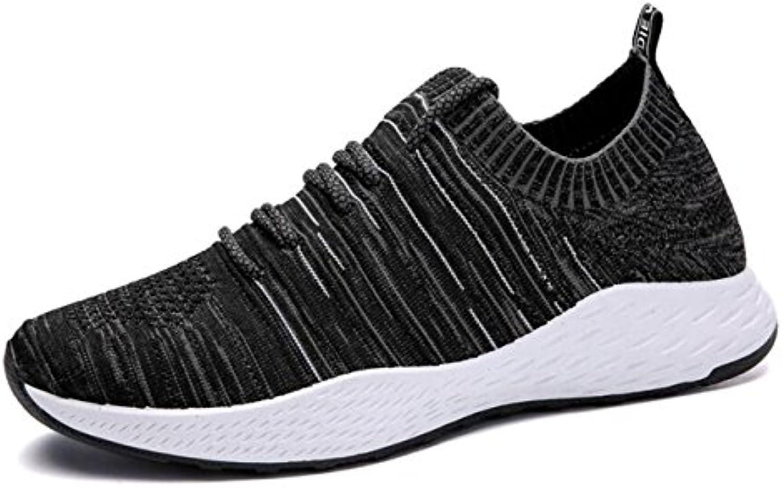 Laufende Schuhe der Männer Frühlings und Sommer leichte Sport Trainer Turnhallen Turnschuhe für Männer / Frauen