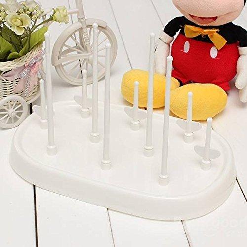 Preisvergleich Produktbild Saver Neugeborenes Baby Milchflasche Wäschetrockner für 9 Flaschen