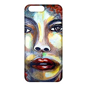 Jaz Deals Abstract Painting Hard Plastic Back cover Mobile One Plus 5