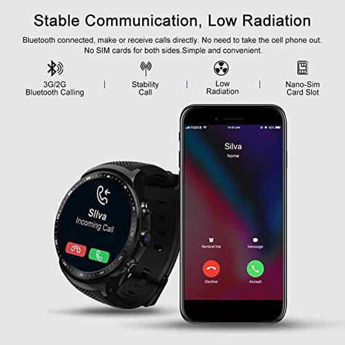 Mtk6580 0ghz 0 De Gps 53 Bt 5 1 Watch Pulgadas Liuxi 4 La Duración 1 1gb16gb Smart Dispositivos 1 Smartwatch Portátiles Android 3g xoeWdEBQrC