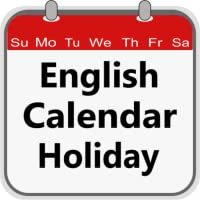 English Calendar Holiday