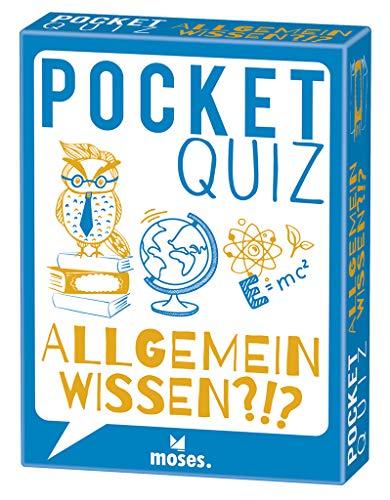 nwissen | 150 Fragen und Antworten für Besserwisser (Pocket Quiz / Ab 12 Jahre /Erwachsene) ()