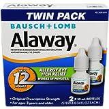 Alaway Antihistamine Eye Drops, 0.34 Oun...