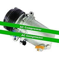 GOWE automático AC Compresor para coche BMW 3 E46, 5 E39 318i 320d 316i 320d