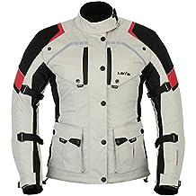 Amazon.es: chaquetas para moto mujer - Beige