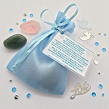 A Bag of Blessings Celebrating the Birth of a New Baby Boy Baby Shower Card/Gift