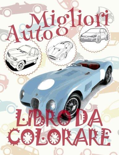 ✌ Migliori Auto ✎ Natale Album da Colorare ✎ Libro da Colorare ✍ Libri da Colorare: ✎ Best Cars ~ Coloring Book ~ ... americano: Natale Album da Colorare) par Kids Creative Italy