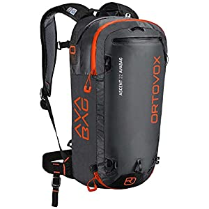 Ortovox Unisex-Erwachsene Ascent 22 Avabag Kit Rucksack, 24x36x45 centimeters