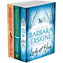 Barbara Erskine 3-Book Collection: Lady of Hay, Time's Legacy, Sands of Time