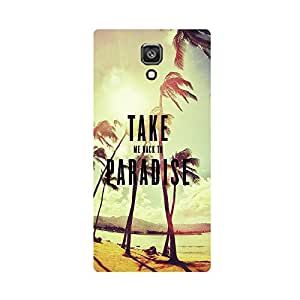 Phone Candy Designer Back Cover with direct 3D sublimation printing for Xiaomi Mi4