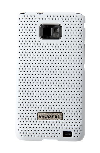 Custodia per Samsung Galaxy S II GT-i9100, Bianco