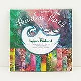 Klarheit Designer Pergament: Rainbow River 20,3x 20,3cm