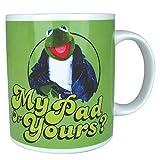Unbekannt Sonido y vestido 1012350910The Muppets la rana Taza, acero inoxidable, color...