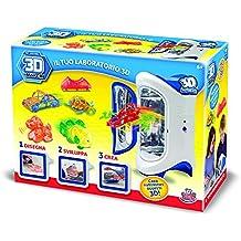 Grandi Giochi GG00147 - 3D Maker Il Tuo Laboratorio 3D