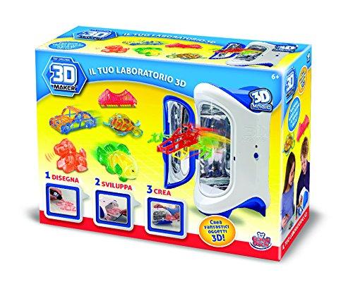 Grandi Giochi Laboratorio 3D, B012AD27K0
