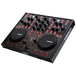 Reloop Digital Jockey 2 Digital DJ-Controller Software Interface Edition