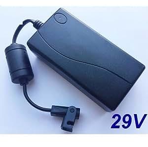 Adaptateur Secteur Alimentation Chargeur 29V 2A pour Remplacement Canapé Chaise Fauteuil Literie Inclinable puissance du câble d'alimentation