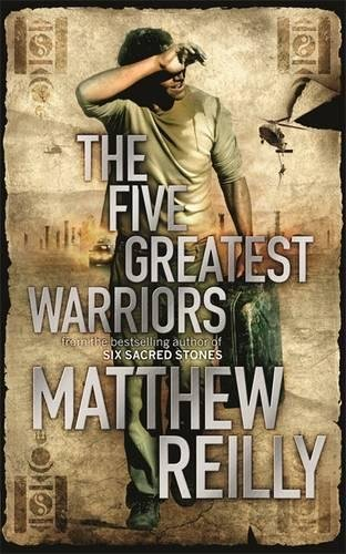the-five-greatest-warriors-jack-west-series