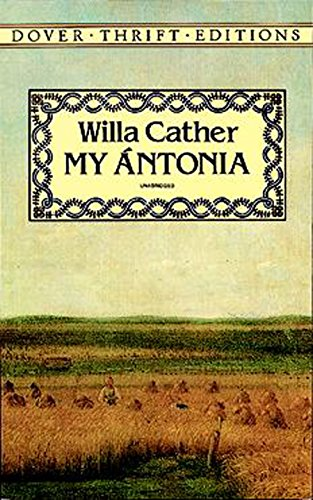 a character analysis of mr shimerda in my antonia by willa cather