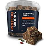 THE PROTEIN WORKS Superfood Bites, Berry, 200 g
