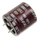2x Snap-In Elko Kondensator 180µF 400V 105°C ; KMH400VN18130X30T2 ; 180uF