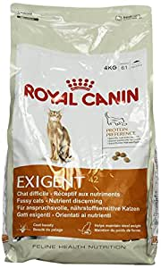 royal canin cat food exigent protein preference dry mix 4 kg pet supplies. Black Bedroom Furniture Sets. Home Design Ideas